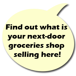 find out products being sold around you!